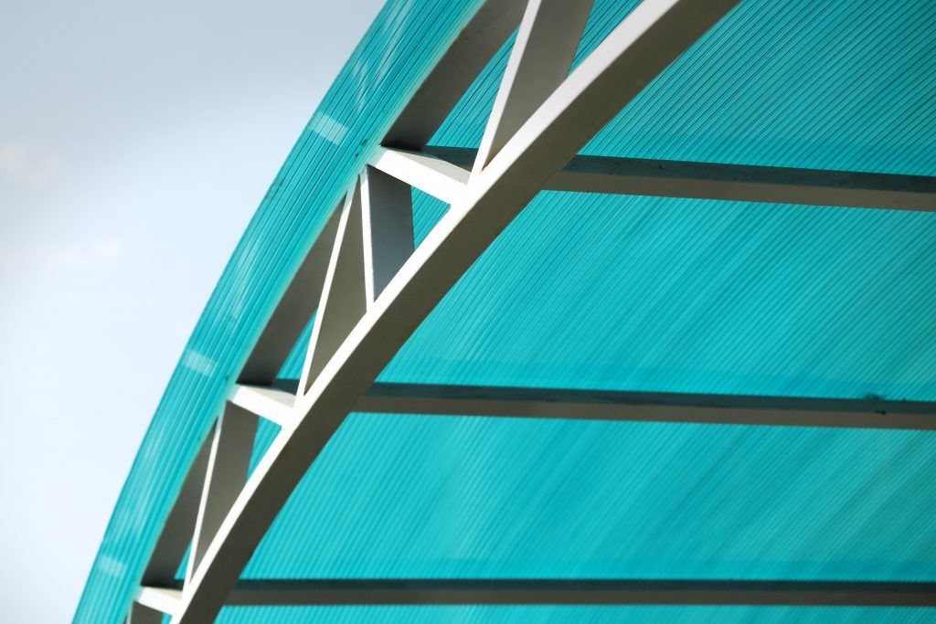 Twin Wall Polycarbonate Roofing