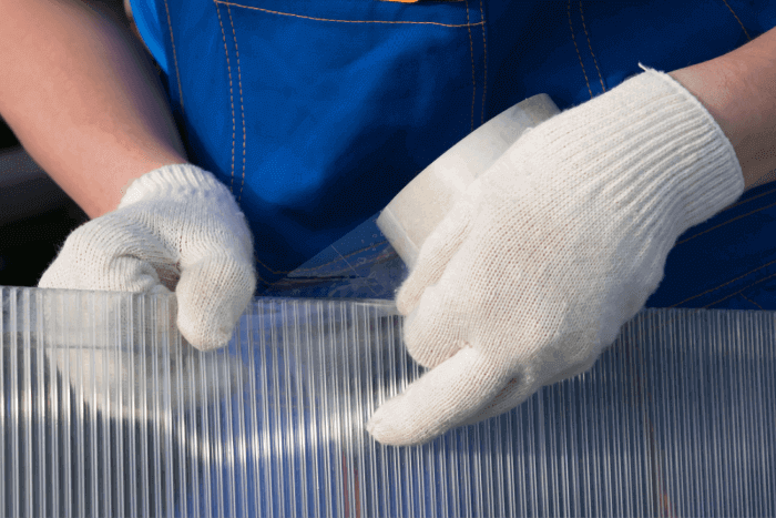 Polycarbonate material